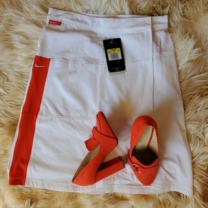 NIKE DRI FIT WRAP SKIRT